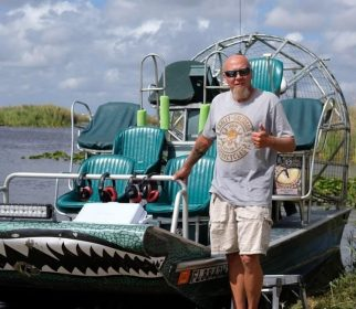 private airboat tour