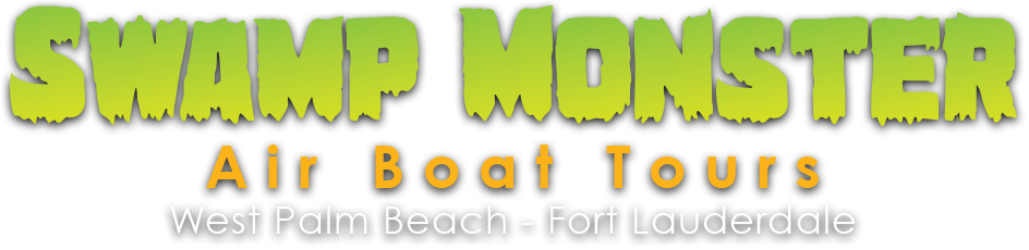 Swamp Monsters Air Boat Tours West Palm Beach - Fort Lauderdale